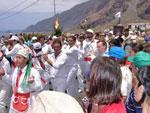 Folklore Fiesta beim Bajada Volksfest