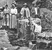 Bevölkerung El Hierro im 20. Jhdt.
