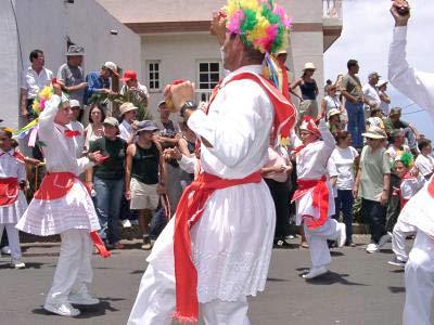 Bajada - Tanzen und Fiesta auf El Hierro