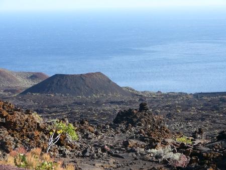Wandern am Vulkan